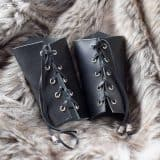 black_leather_bracers_back