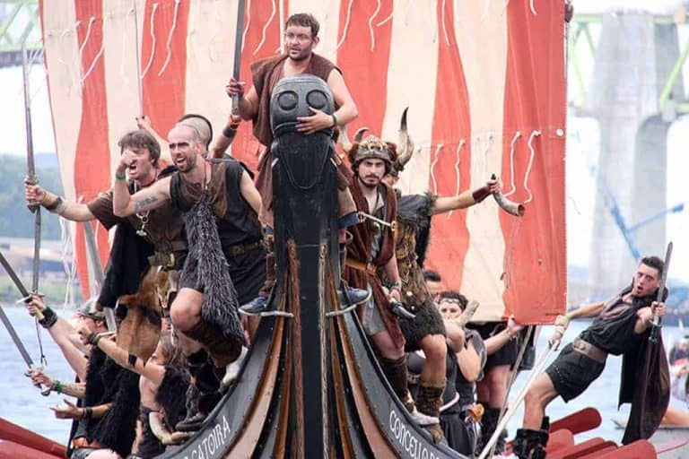 A Viking festival in Spain? The Romería Vikinga de Catoira