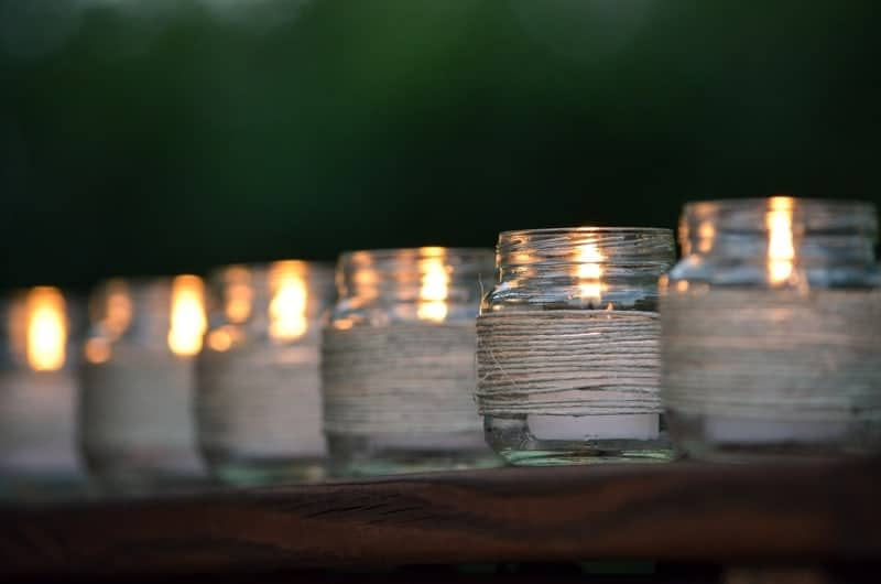 Pagan Yule Gift Ideas: Make your own herb candles