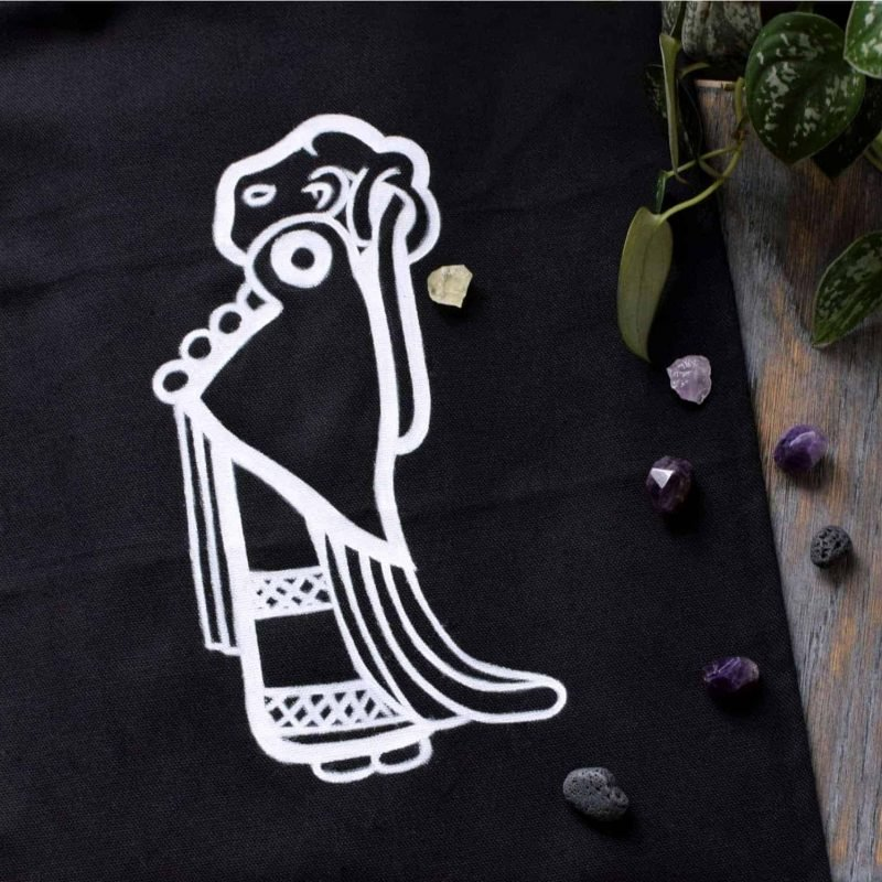valkyrie tapestry detail