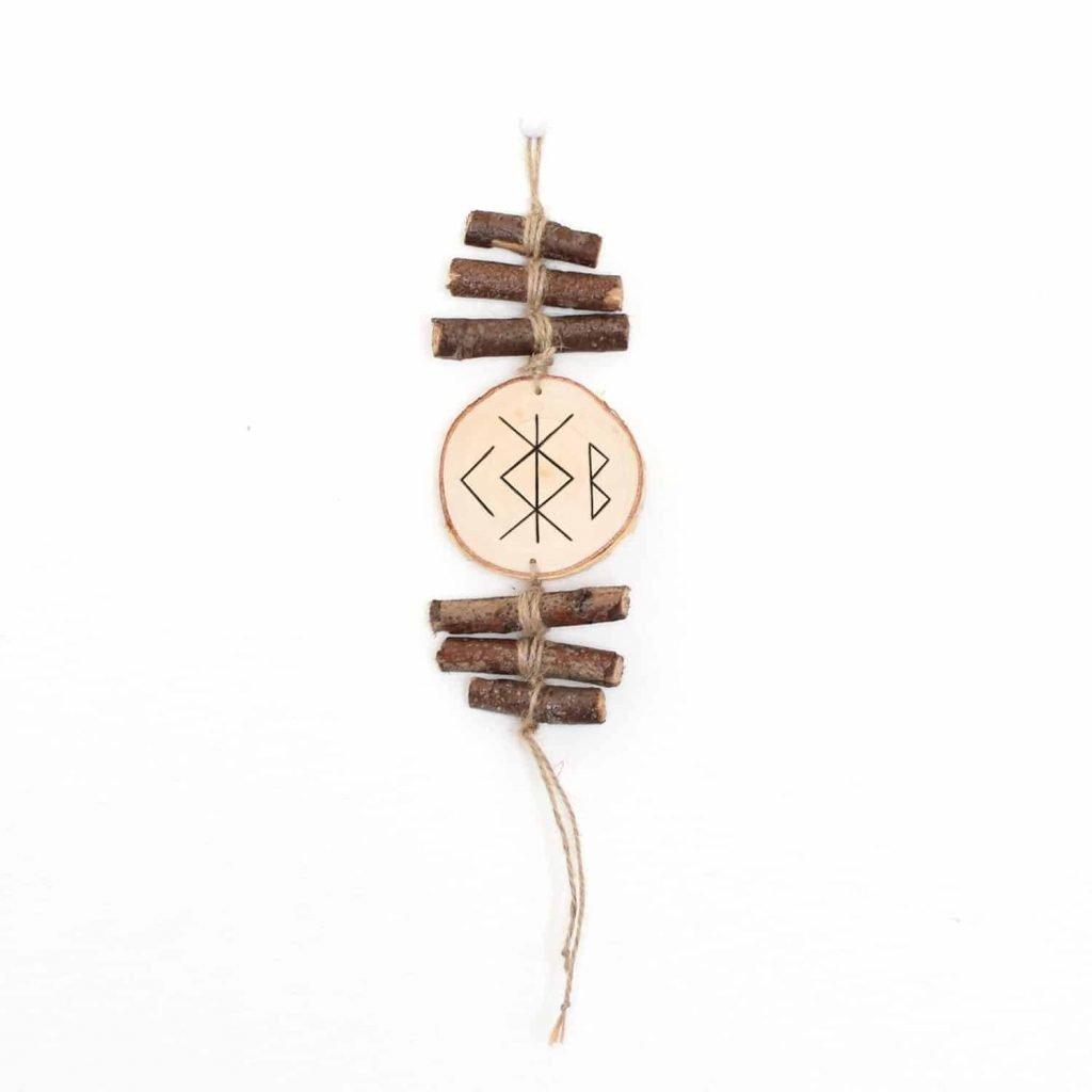 Home Protection Bind Rune