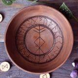 Bind Rune for Prosperity Offering Bowl