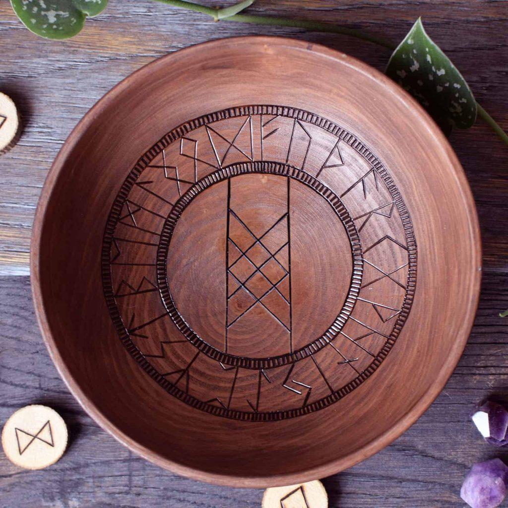 matrix-of-fate-wooden-bowl
