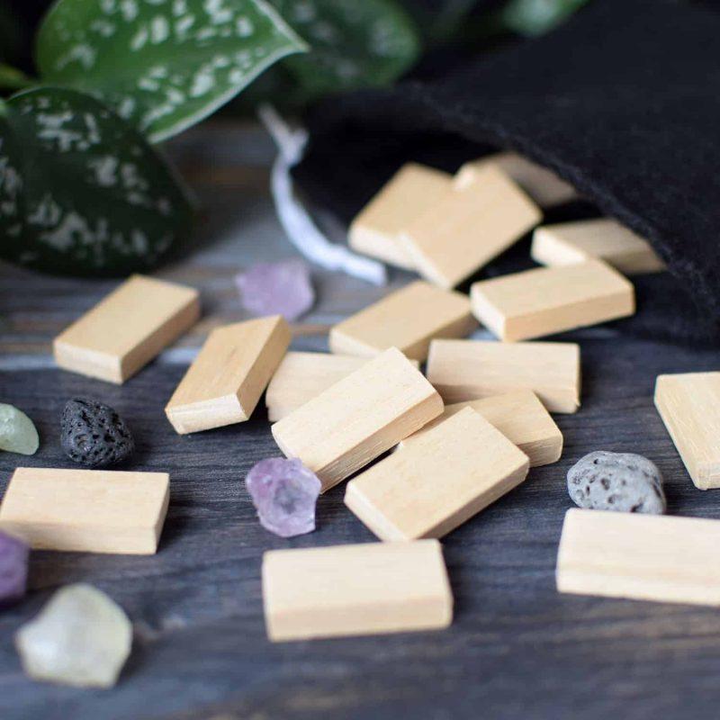 make-wooden-runes