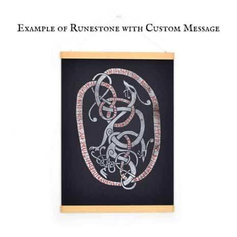 runestone-wall-art