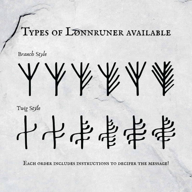 types of lonnruner available