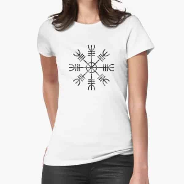 Aegishjalmur Womens T-shirt