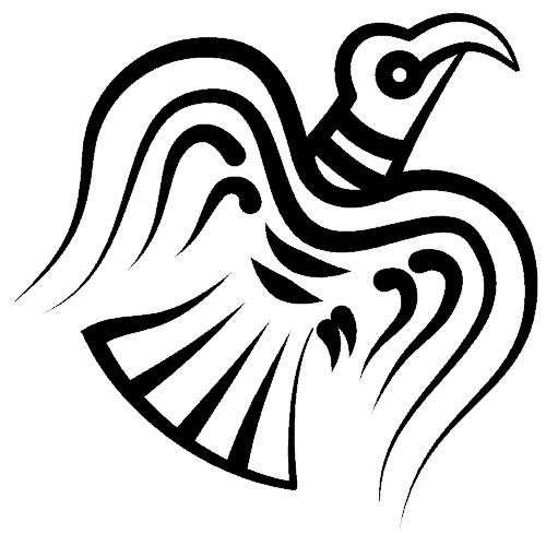 Pagan Blog Raven