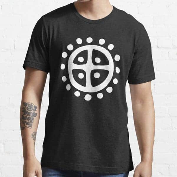 Norse Wheel of the Year Viking T-shirt
