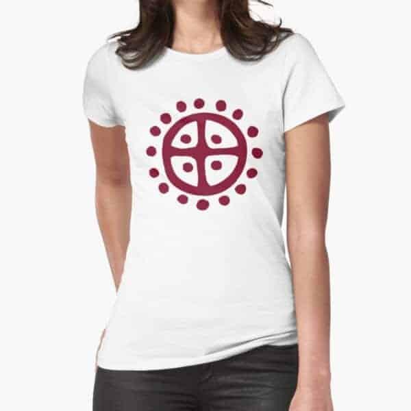 Viking Wheel of the Year Womens T-Shirt