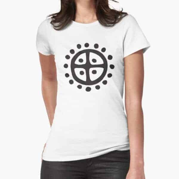 Norse Wheel of the Year Womens T-shirt