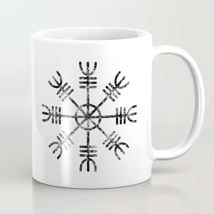 aehisjalmur-coffee-mug